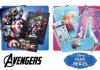 Avengers Reine des neiges Disney